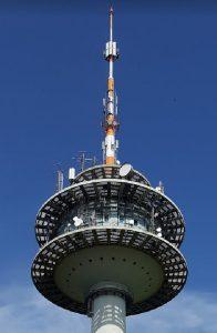 LTE Funkturm (Symbolfoto)
